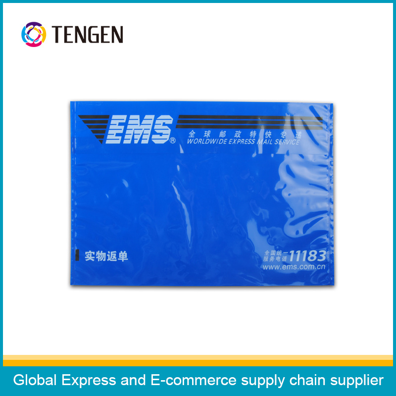 Plastic Enclosed Express Custom Mailing Packing List Envelope