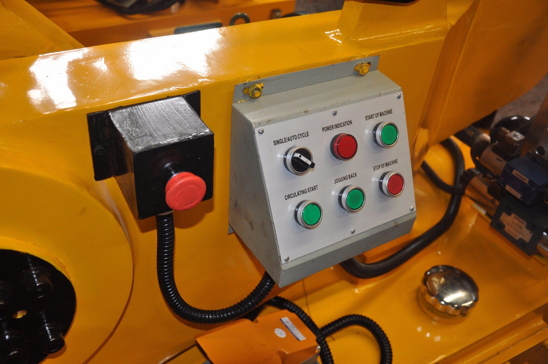 Shear Hydraulic Shear Hydraulic Cutting Machine Metal Shear Cutting Metal Machine (Q08-100)