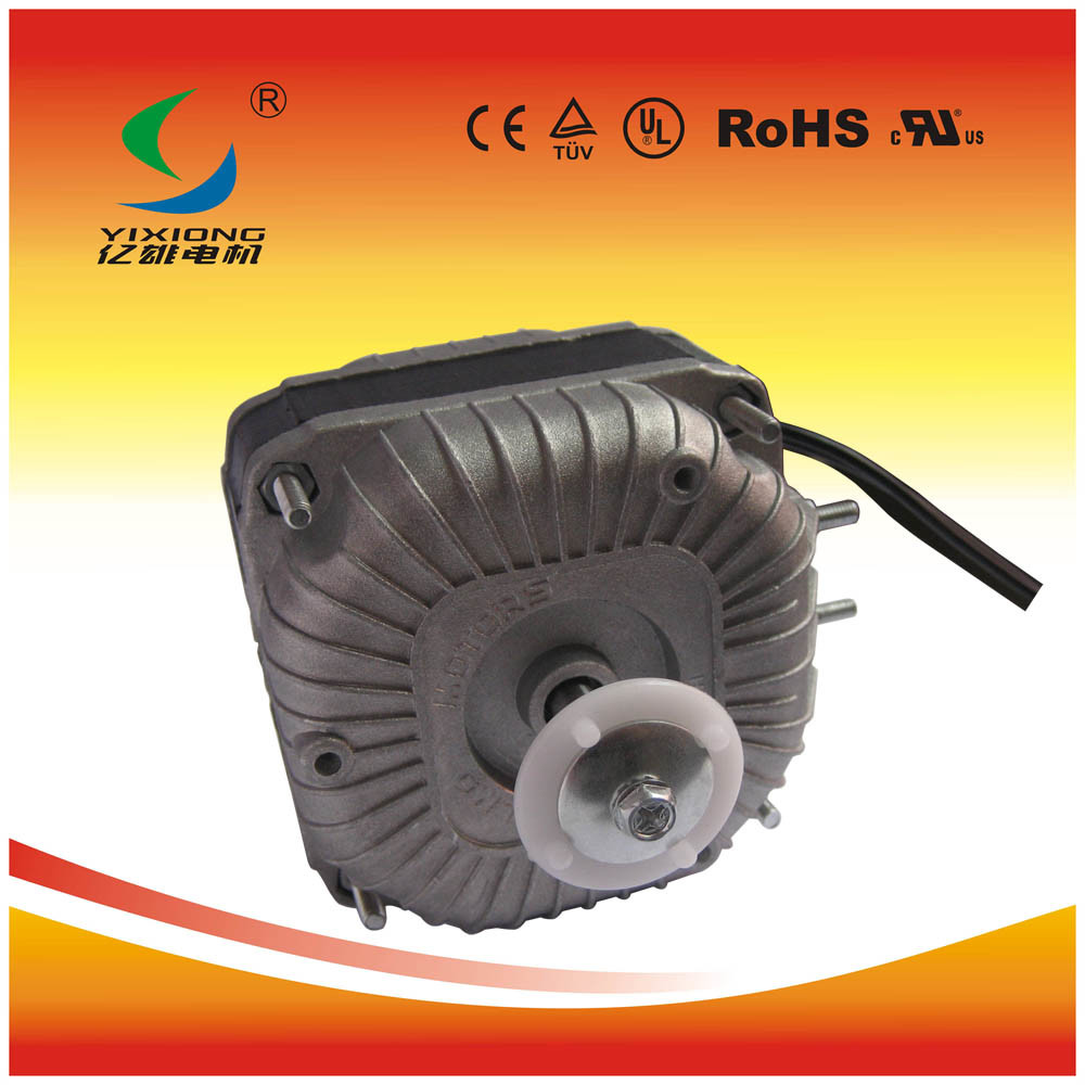Copper Wire 10W Fan Motor Used on Freezer Icebox