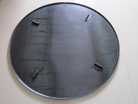 Float Pan for Power Trowel