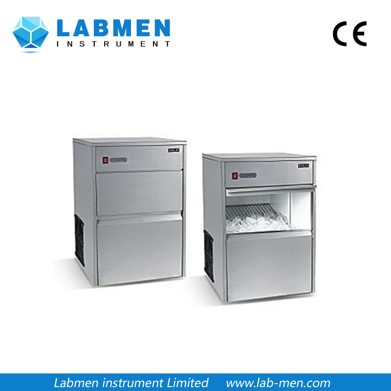 Flake Ice Maker with High Efficiency CFC Free Compressor