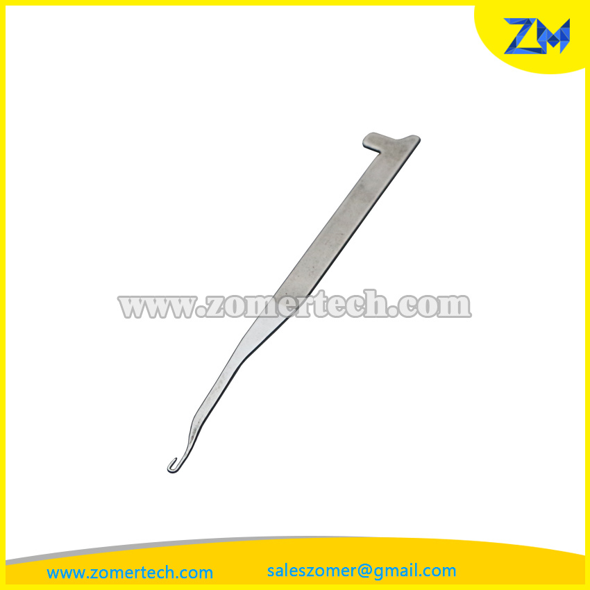 Groove Needle for Knitting Machine