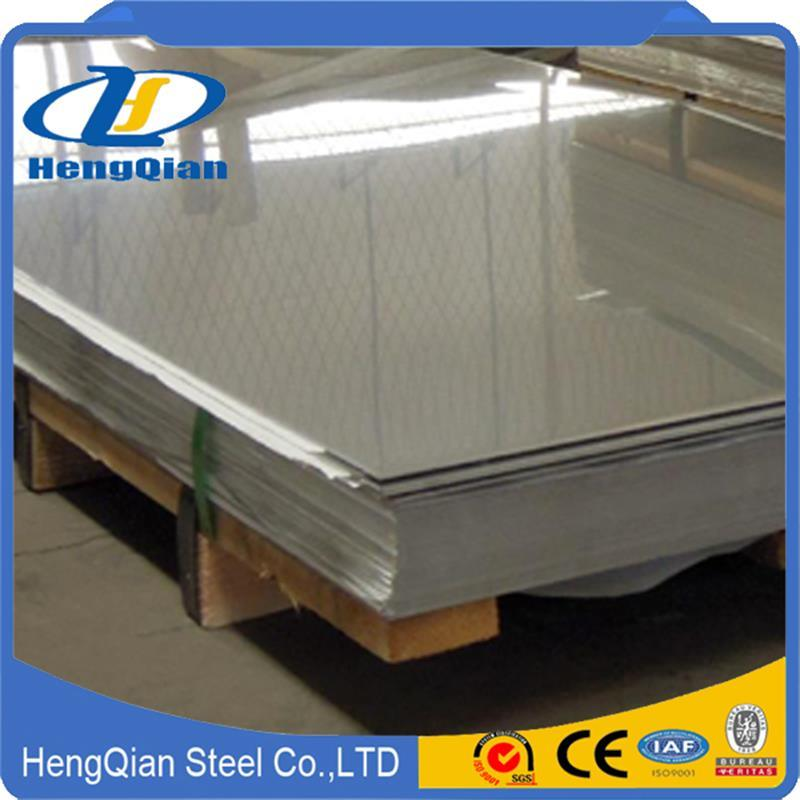 AISI 201 304 316 310S 321 904L 430 2b Ba Mirror Finish Cold/Hot Rolled Stainless Steel Sheet