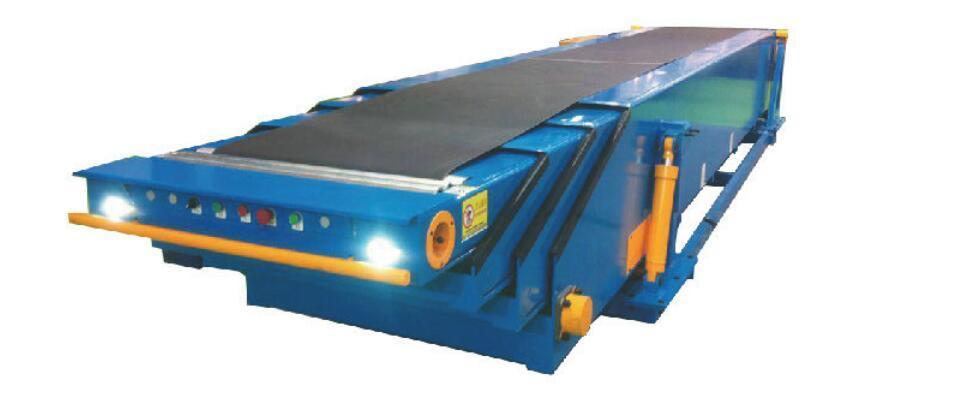 Telescopic Boom Conveyor/Expendable Belt Conveyor