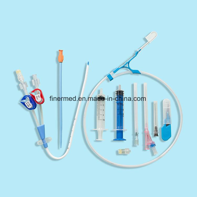 Medical Disposable CVC Central Venous Catheter