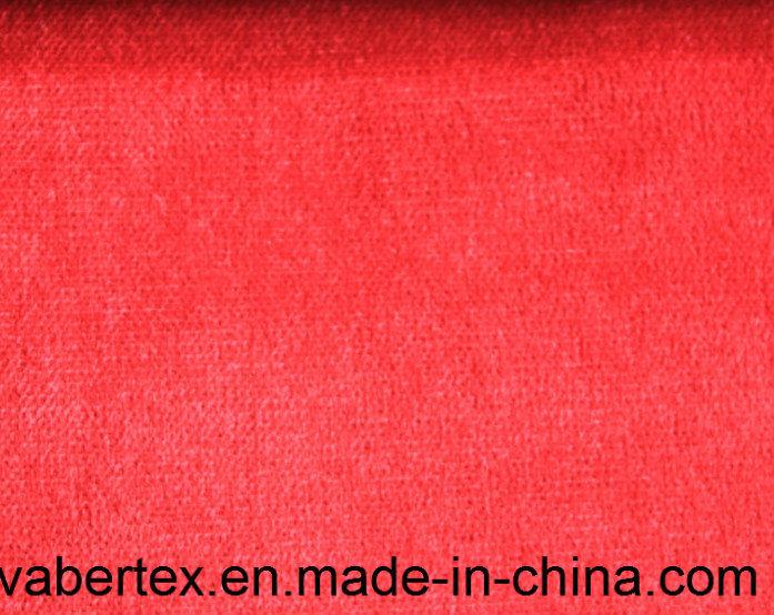 Household Textile Polyester Upholstery Woven Velvet Sofa Fabric
