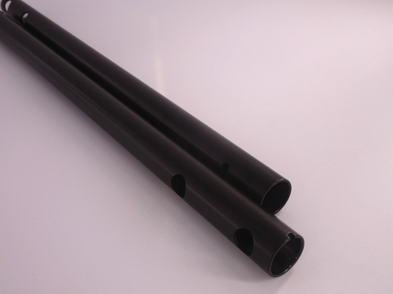 Aluminum/Aluminium Alloy Extrusion Tube/Pipe for Auto Parts