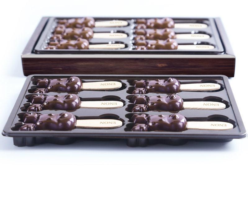 Sweet Cartoon Chocolate Gift for Valentine