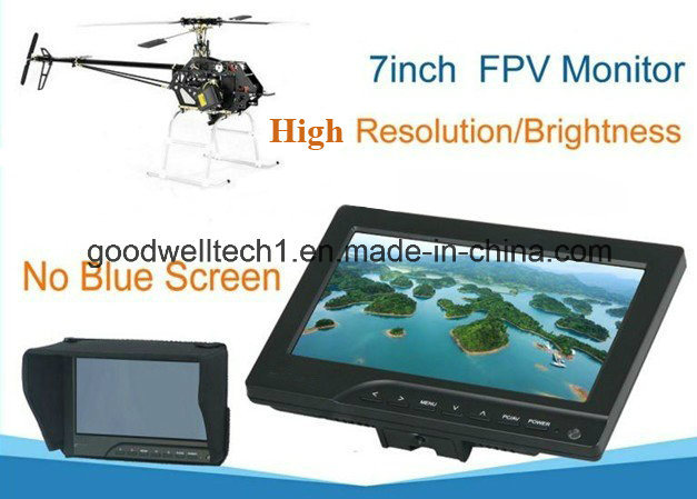 "7"" Photography Monitor for FPV"