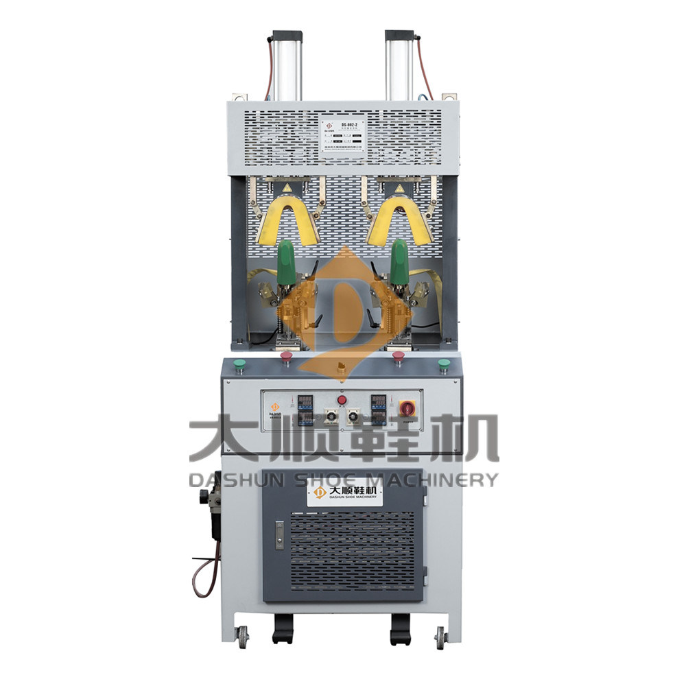 Ds-802-2 Back Part Moulding Machine for Shoe