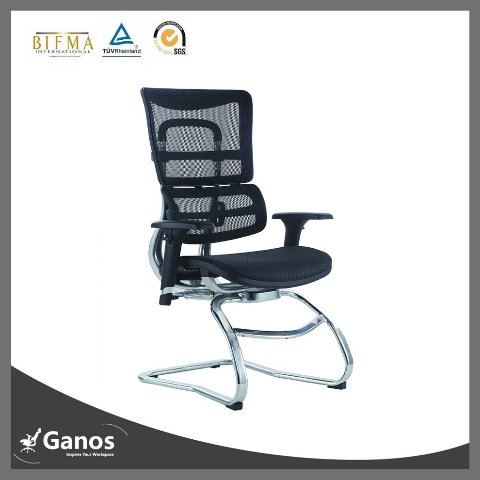 Professional Ergonomic Design Comfor Reception Office Meeting Chair (Jns-831)