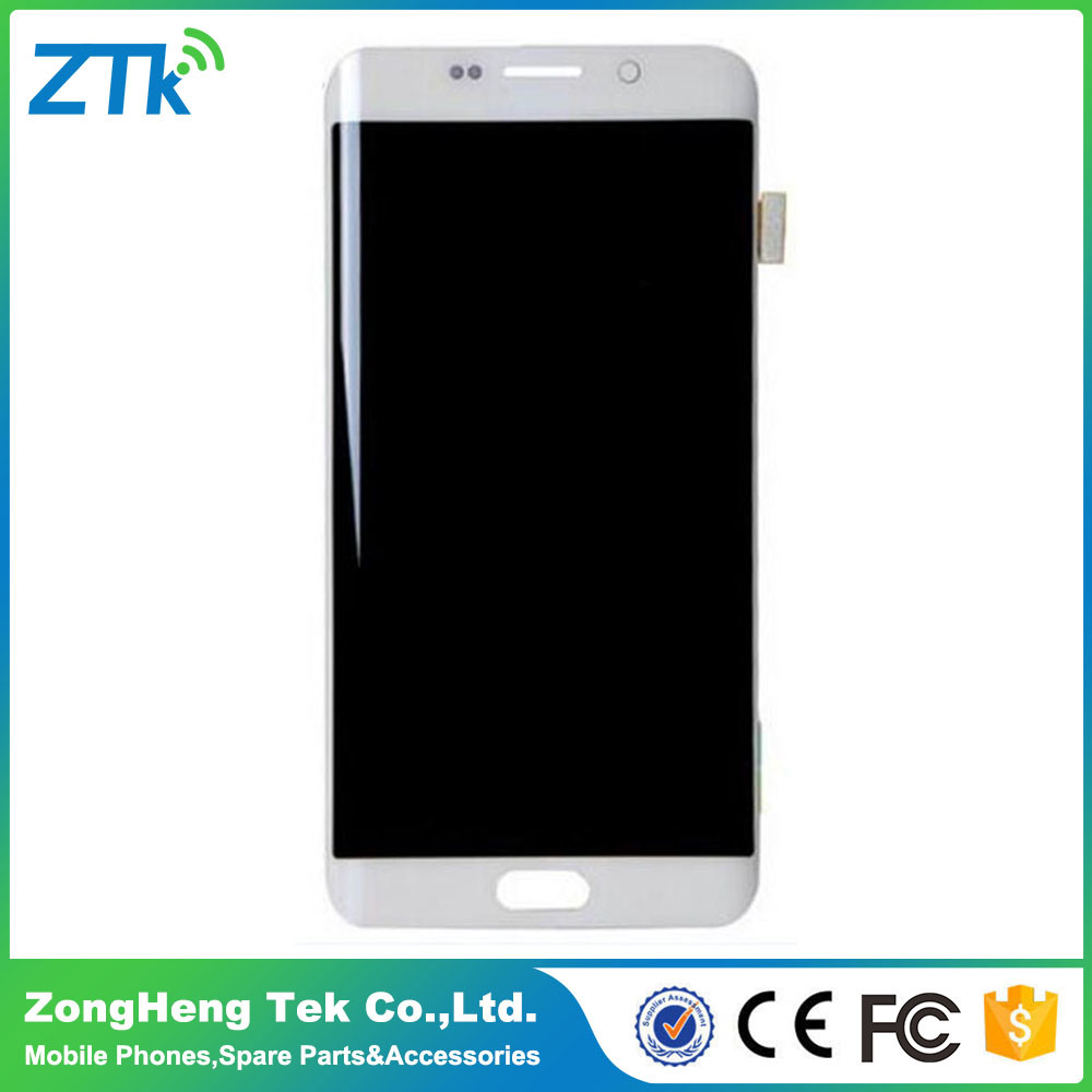 Wholesale Cell Phone Touch Screen LCD Display for Samsung Galaxy S6 Edge Plus