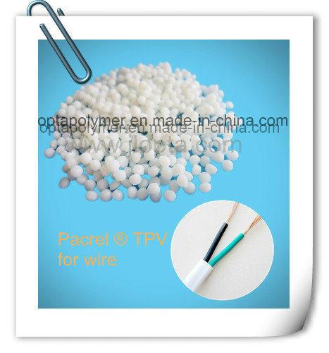 Pacrel Halogen Free Low Smoke Flame Retardant Material TPE