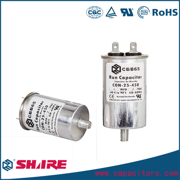Cbb65 AC Motor Run Capacitor for Air Conditioner Compressor