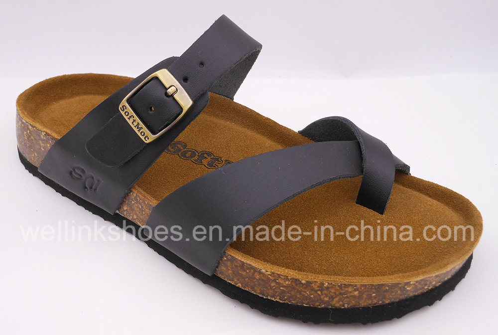 2017 Cork Shoes Cork Sandal Cork Slipper Birken Stock Sandal