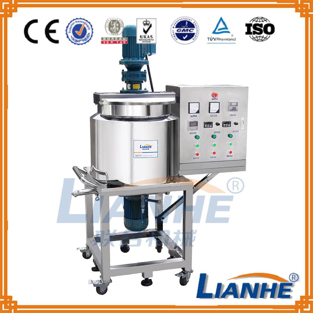 Liquid Detergent Mixer Blender Machine for Shampoo/Lotion