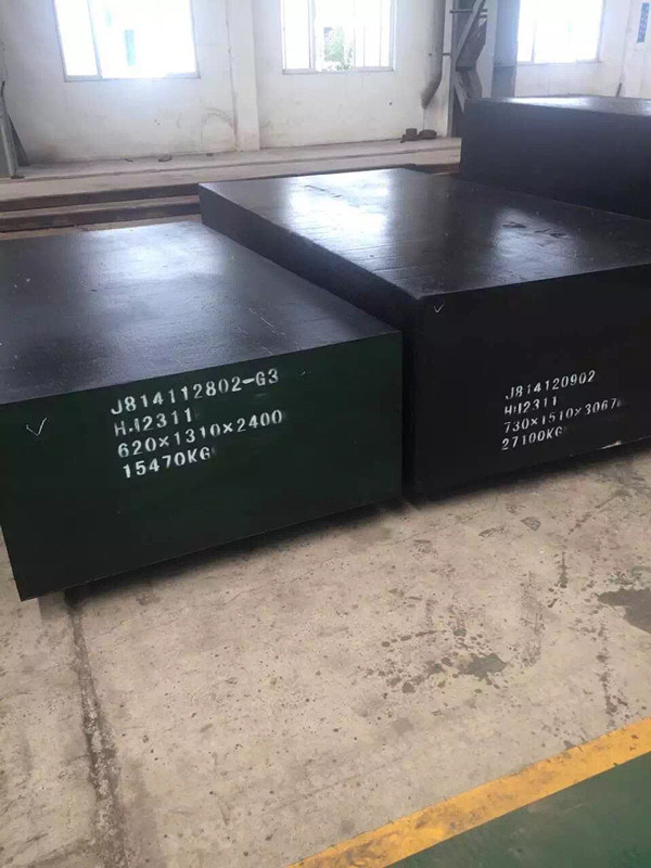 Hot Forging Die Block Harden Surface Supplier and Manufactures