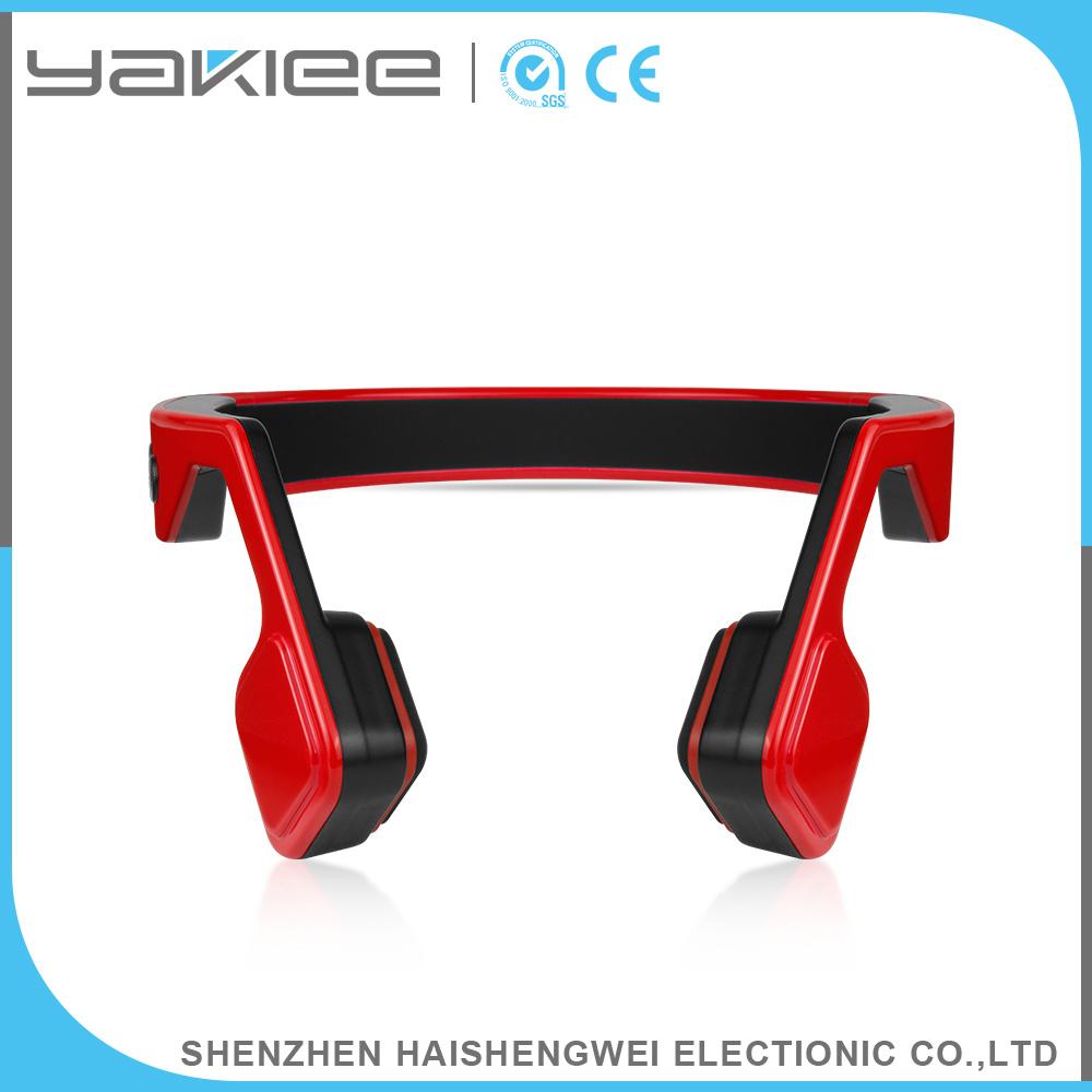 High Sensitive Bone Conduction Bluetooth Headset Wireless Headphone