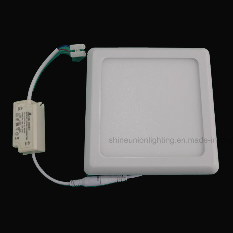 Surface Square 6W LED Panel Light