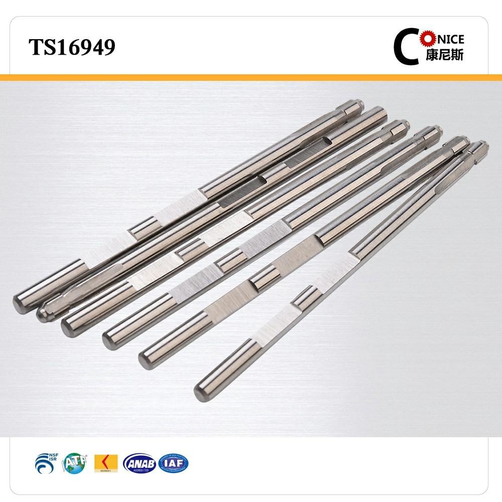 China OEM Factory High Quality Customized AC Motor Shaft