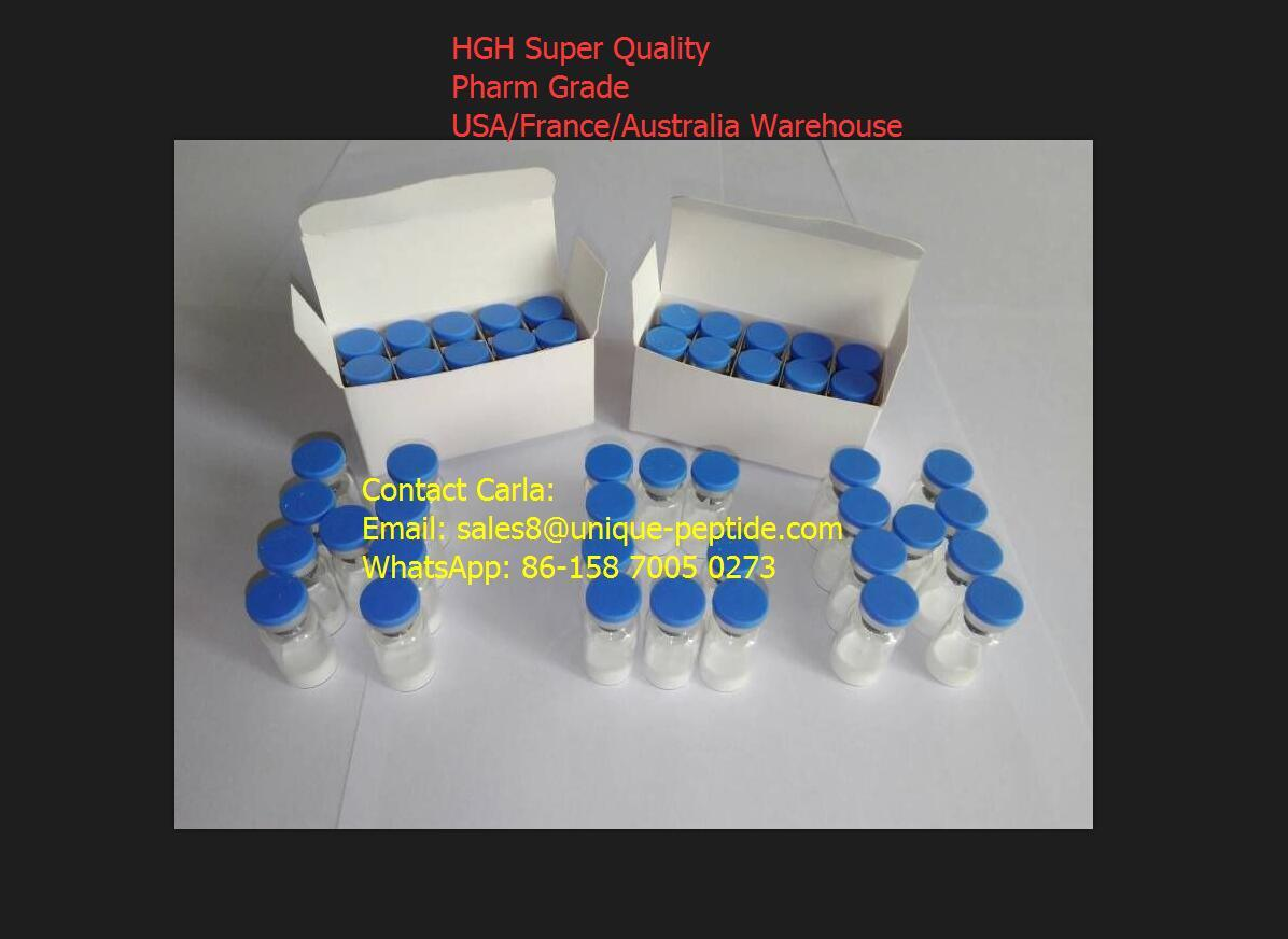 Top Quality Pharmaceutical Peptide Hexarelin for Muscle Building
