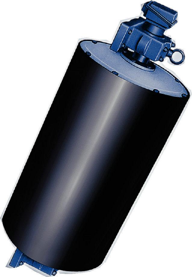 Yd Oil Immersed Drum Motor/ Motorized Drum