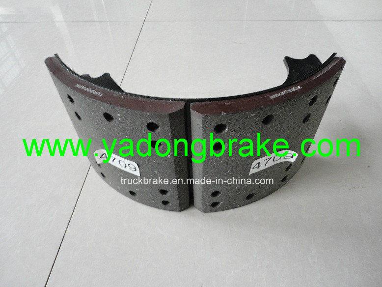 Truck Brake Shoe 4709