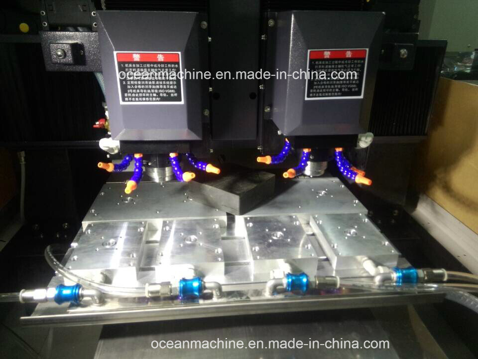 Rcg-500 Double Spindle Engraving Machine