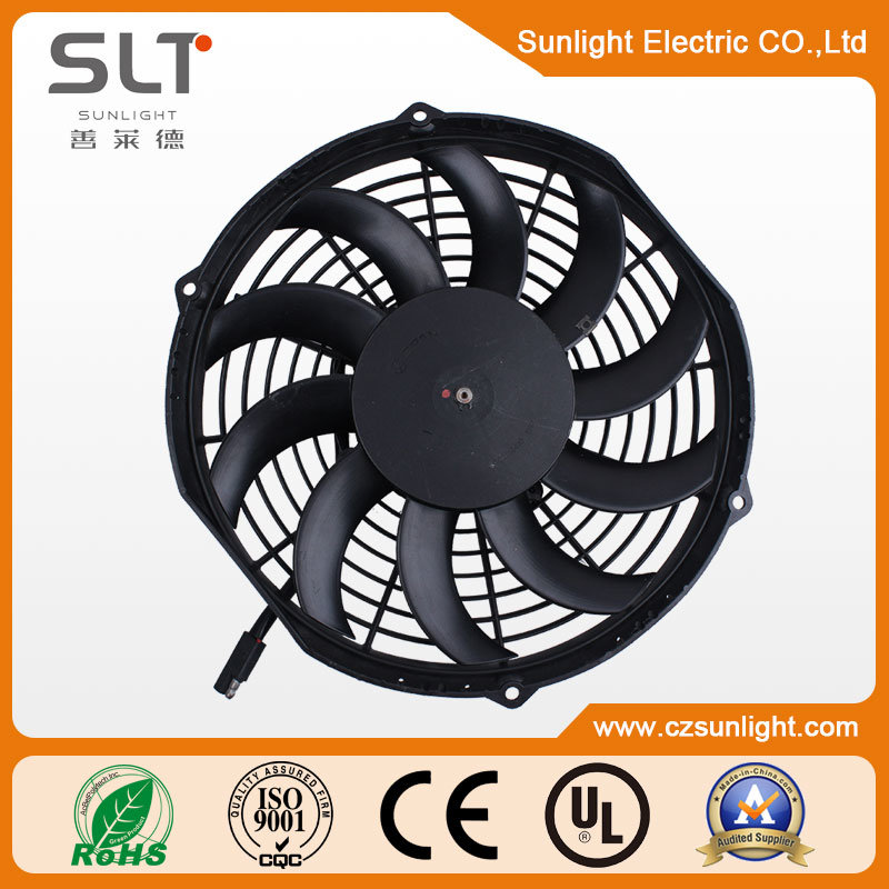 12V Mini DC Electric Condenser Blower for Agriculture