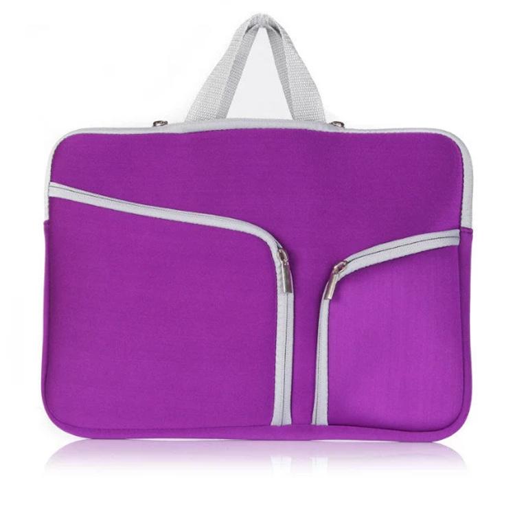 Neoprene Material Laptop Bag for MacBook (LC-CS124)