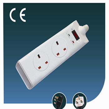 Electrical Switched Socket Use in UK Two Ways