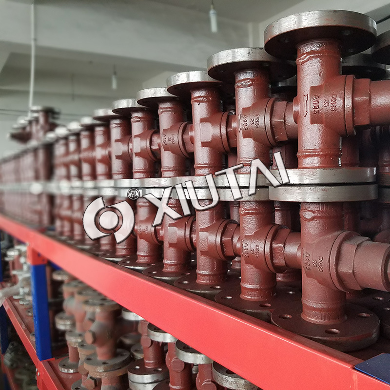 Cast Steel Bimetallic Steam Trap (TB3-11F)