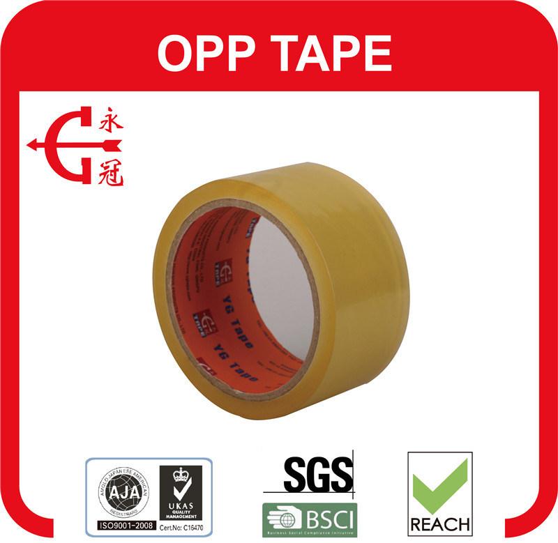 ISO Certificate OPP BOPP Adhesive Tape Packing Tape