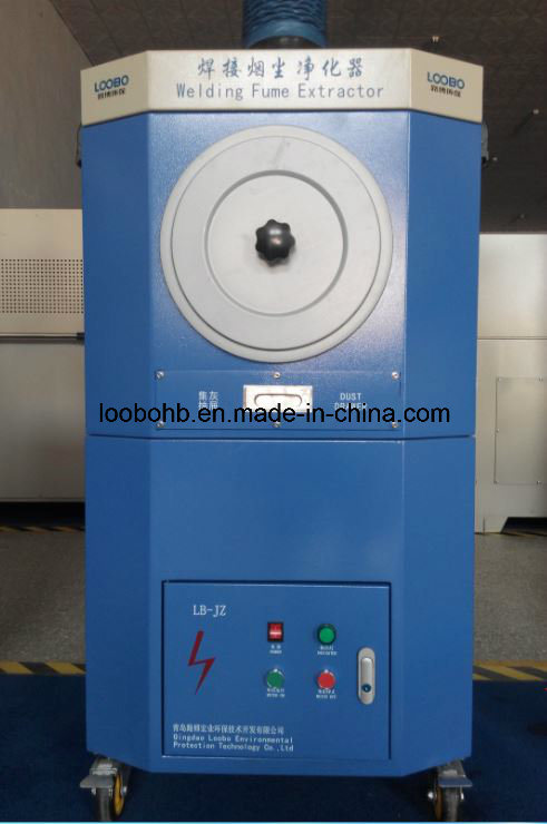 Mobile Loobo Welding Fume Extractor, Portable Laser Smoke Collector