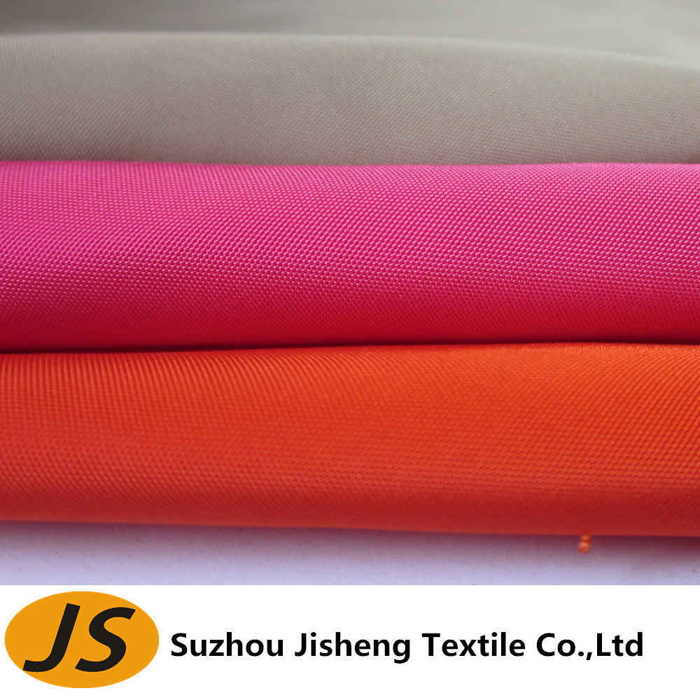 150d Heavy Plain Waterproof Polyester Memory Fabric