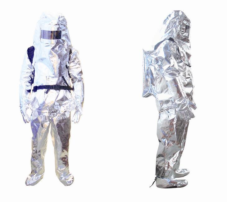 Heat Insulation Suit for Fire Fighter/Heat Insulation Fire Suit/Thermal Suit