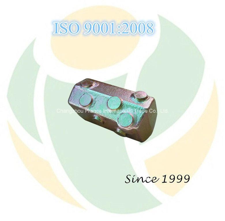 Casing Shoe Betek Weld-on Blocks Welding Bars (BA70-38) for Foundation Drilling Tools