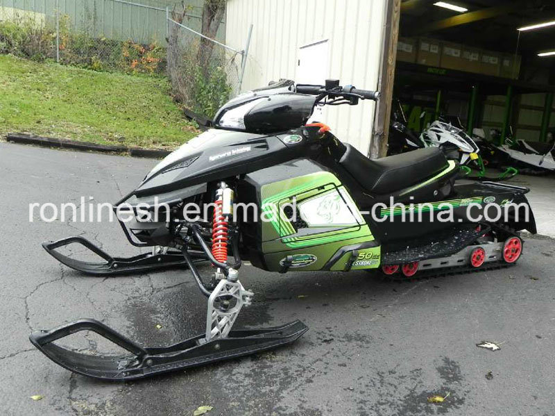 Long Track 250cc/300c Automatic Snowmobile/Snow Mobile/Snow Sled/Snow Ski/Snow Scooter with CE