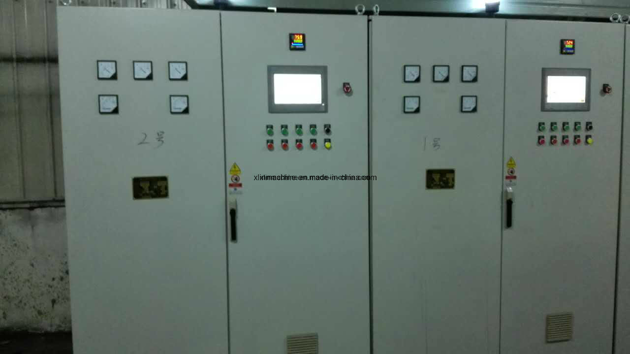 Red Lead Power Production Line (lead oxide machine)