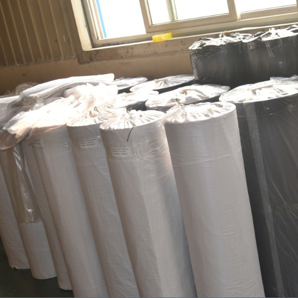 Plain NBR Nitrile Rubber Flooring Sheet in Rolls