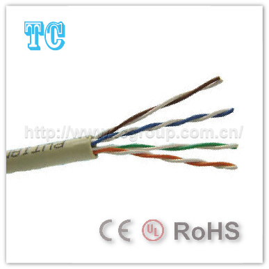Ce/CCA Certificate SFTP Cat5e Network Cable (305m/Roll)