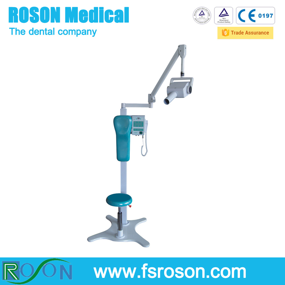 Green Color Mobile Dental X-ray Unit with CE (RX1)