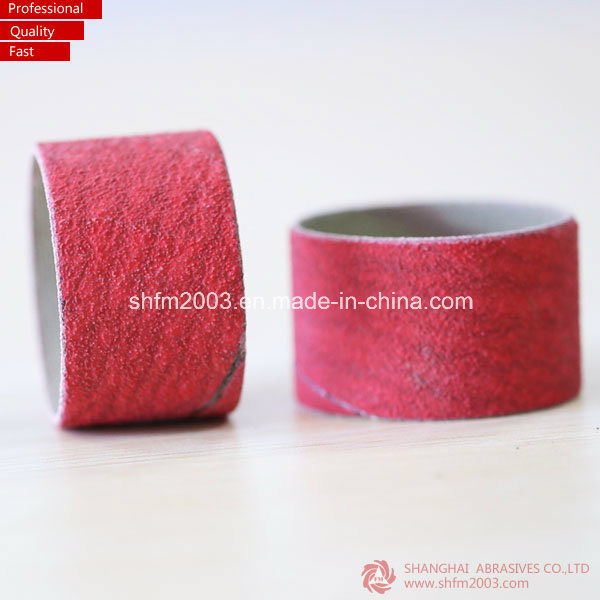 Vsm Ceramic & Zirconia Sanding Band Abrasives for Polishing