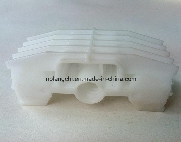 Customized POM Plastic Slide Block Screw Nut Tr16X12 (P4)