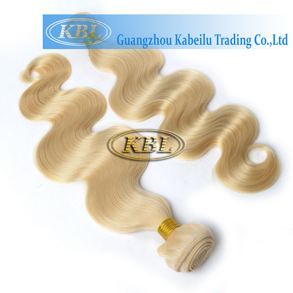 Body Wave 613 Blond Human Hair