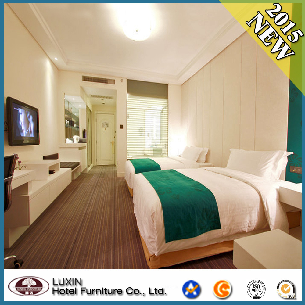 China Hotel Furniture Double Standard Bedroom Furniture Modern Bedroom Furniture Photos