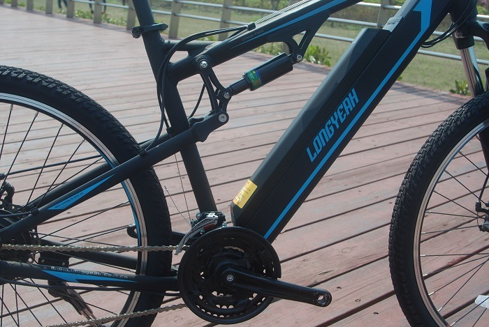 Mountain Electric Bike New 2015