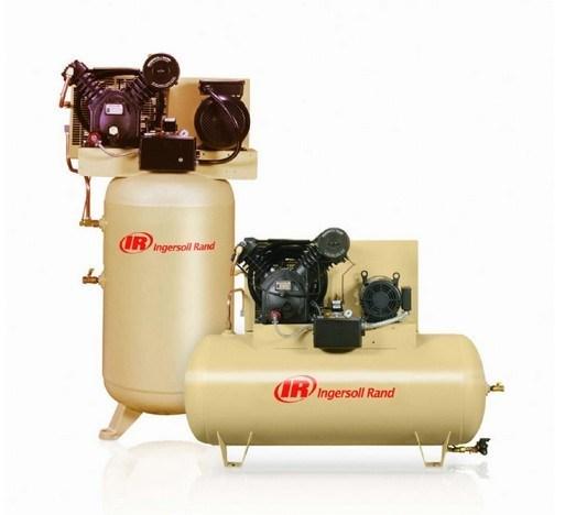 Ingersoll Rand Piston Air Compressor (2545N7/12 2545N10/12 H2545C7/18)
