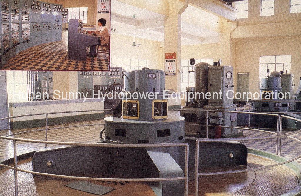 Propeller Hydro (Water) Turbine-Generator / Hydropower/ Hydroturbine