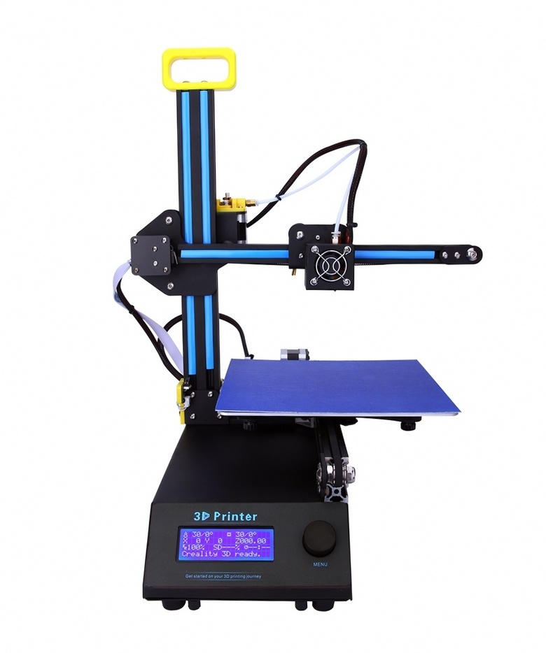 2016 Updated Version New Product 1.75mm Filament Laser Engraving DIY 3D Printer